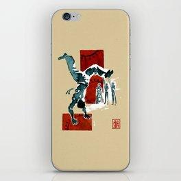 Capoeira 554 iPhone Skin