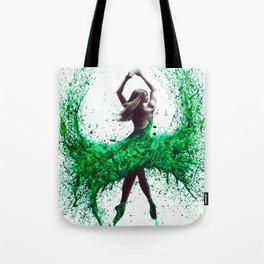 An Emerald Love Tote Bag