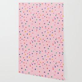 Confetti Disco Wallpaper