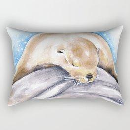 Time To Relax Rectangular Pillow