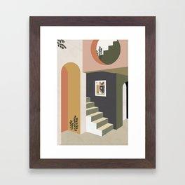 Palette 4 Framed Art Print