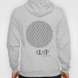 WUMP Collective Sphere in Black Hoody