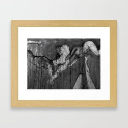 Caso I Framed Art Print