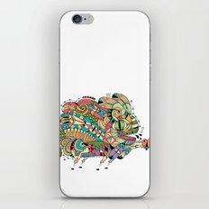 Monster Bunny iPhone & iPod Skin