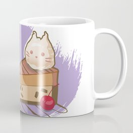 Mirai Maid Cafe Cheesecake Coffee Mug