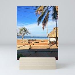 Caribean Mini Art Print