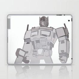 Optimus Black and White Laptop & iPad Skin
