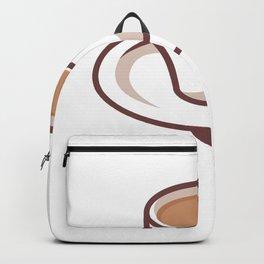 Chai More Worry Less - Chai Tea Latte Backpack