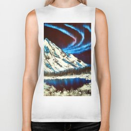 Northern Skies Biker Tank