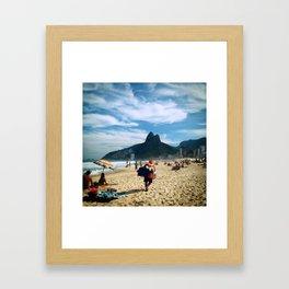 Rio de Janeiro 2 Framed Art Print