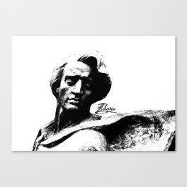 Chopin Canvas Print