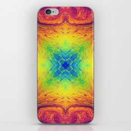 Psychedelic Two iPhone Skin