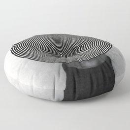 Dizzy Floor Pillow