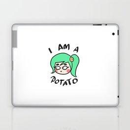 Potato Couple (Female) Laptop & iPad Skin