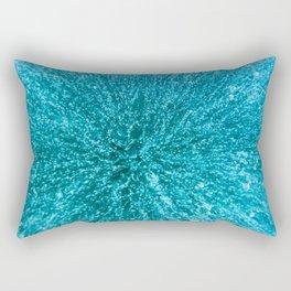 Baikal ice texture Rectangular Pillow