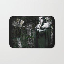 The Plague Doctor Bath Mat