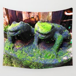 The Frog Princes Wall Tapestry