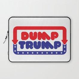 Dump Trump Laptop Sleeve