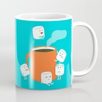 budi Mugs featuring Cannonball by Picomodi