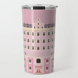Wes Anderson Icon Travel Mug