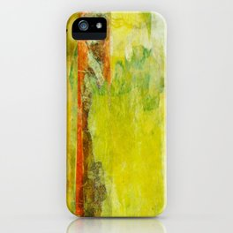 Two Gardens (1 of 2) iPhone Case