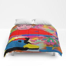 Exhausted Comforters