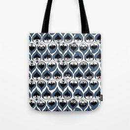 Deltarune Lancer Drop Pattern Tote Bag