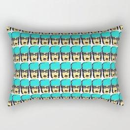 Revolunatic Tiffany Rectangular Pillow