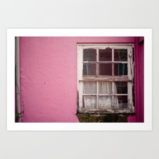 My lonely window Art Print