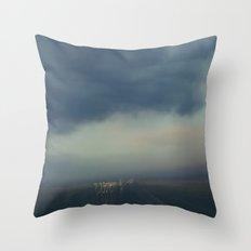 Utah Skies 2 Throw Pillow