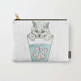 Cats & coffee Carry-All Pouch