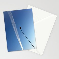 A Streak of Clouds Stationery Cards