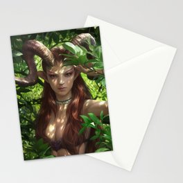 Bariaur In The Forest Stationery Cards