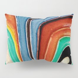 The Kandinsky's Chubby Bird 1 Pillow Sham