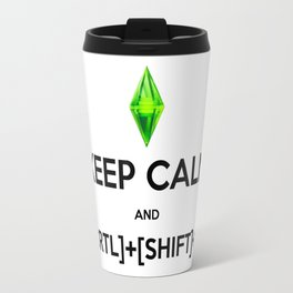 Sims Cheats Travel Mug