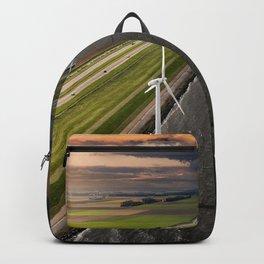 Wind Power Backpack