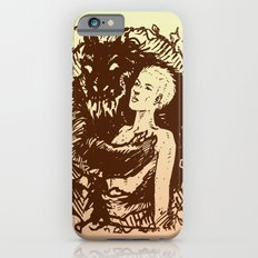 Protect the girl Slim Case iPhone 6s