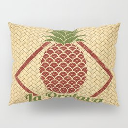 La Orotava Valley pineapple basket Pillow Sham