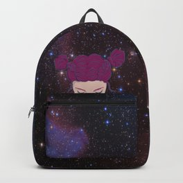 Space Buns Backpack