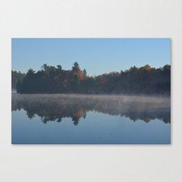 Canadian Smokehouse  Canvas Print