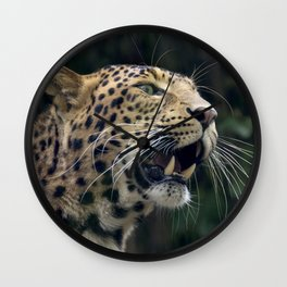 Panther Wall Clock