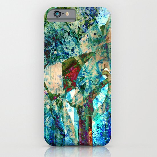 amaryllis iPhone & iPod Case