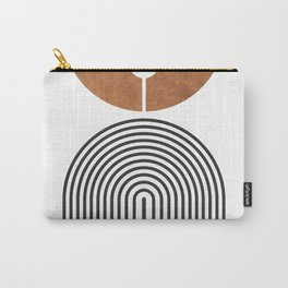 Ver Sacrum 1 - Minimal Geometric Abstract Carry-All Pouch