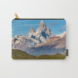 Lake and Andes Mountains, Patagonia - Argentina Carry-All Pouch