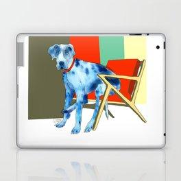 Great Dane in Chair #1 Laptop & iPad Skin