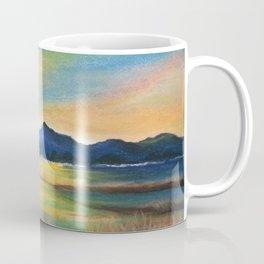 Morning Bliss, Imaginary Landscape Coffee Mug