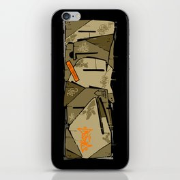 CARGO iPhone Skin