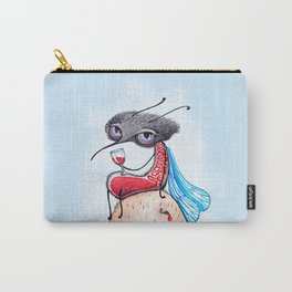 Melancholy mosquito Carry-All Pouch