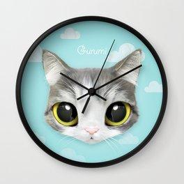 Gurumi Wall Clock