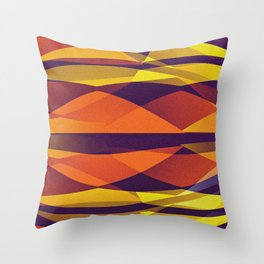bonito fondo pattern Throw Pillow